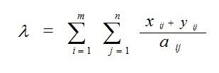 Шаблон презентации - формула