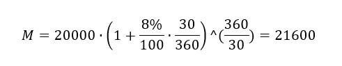 Как рассчитать проценты?